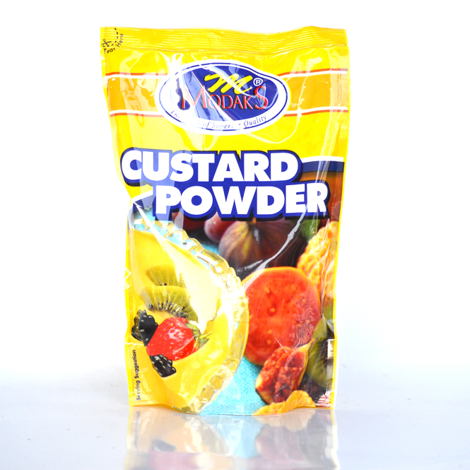 modaks custard powder pouch 500g